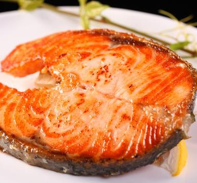 挪威三文鱼