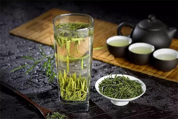 竹叶青茶店加盟