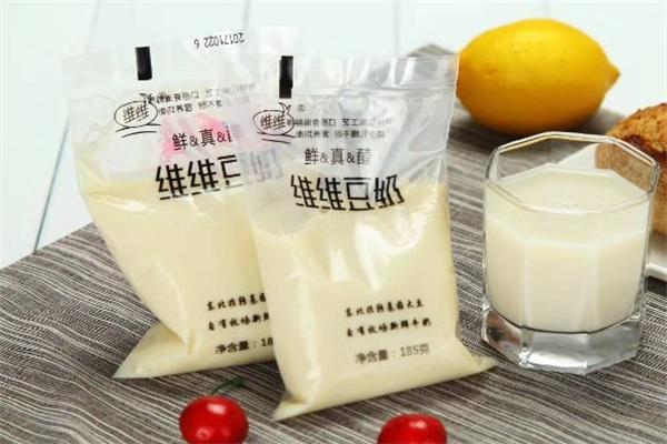 维维豆奶店加盟