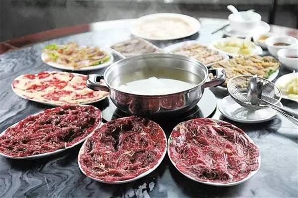 潮汕牛肉火锅店加盟